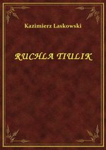 Ruchla Tiulik – ebook