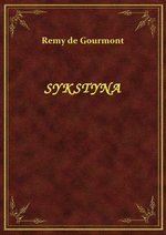 Sykstyna – ebook