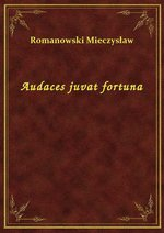 Audaces juvat fortuna – ebook