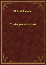 Buda jarmarczna – ebook