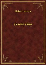 Cesarz Chin – ebook