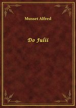 Do Julii – ebook