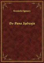 Do Pana Jędrzeja – ebook