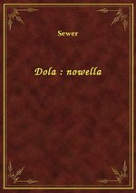 Dola : nowella – ebook