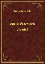 But w butonierce (tomik) – ebook