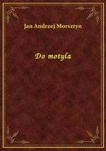Do motyla – ebook