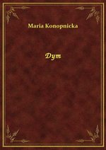 Dym – ebook