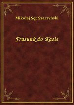 Frasunk do Kasie – ebook