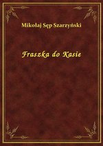 Fraszka do Kasie – ebook