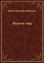 Historia roku – ebook