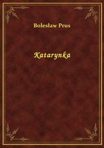 Katarynka – ebook