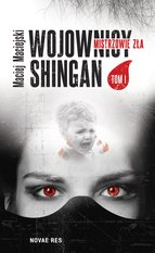Wojownicy Shingan – ebook