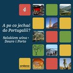 A po co jechać do Portugalii? Szlakiem wina - Douro i Porto – ebook