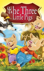 The Three Little Pigs. Fairy Tales – ebook