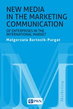 New media in the marketing communication of enterprises in the international market – ebook