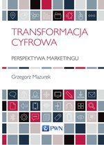 Transformacja cyfrowa. Perspektywa marketingu – ebook