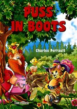 Puss In Boots (Kot w butach) English version – ebook