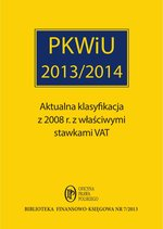 PKWiU 2013   – ebook