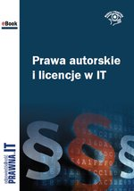 Prawa autorskie i licencje w IT – ebook