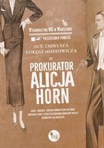 Prokurator Alicja Horn – ebook