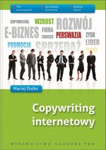 Copywriting internetowy – ebook