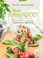 """Dieta Raw Food"" – ebook"