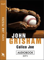 Calico Joe – audiobook
