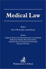 Medical Law – ebook