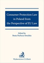 Consumer Protection Law in Poland from the Perspective of EU Law – ebook