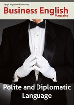 Polite and Dyplomatic Language – ebook