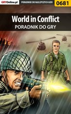 World in Conflict - poradnik do gry – ebook