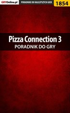 Pizza Connection 3 - poradnik do gry – ebook