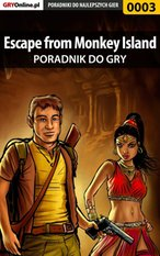 Escape from Monkey Island - poradnik do gry – ebook