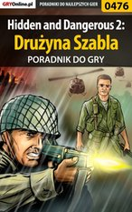 Hidden and Dangerous 2: Drużyna Szabla - poradnik do gry – ebook