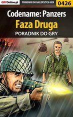 Codename: Panzers - Faza Druga - poradnik do gry – ebook