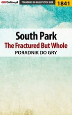 South Park: The Fractured But Whole - poradnik do gry – ebook