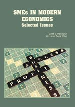 SMEs in Modern Economics. Selected Issues – ebook