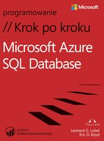 Microsoft Azure SQL Database Krok po kroku – ebook
