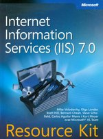 Microsoft Internet Information Services (IIS) 7.0 Resource Kit – ebook