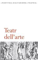 Teatr dell'arte – ebook
