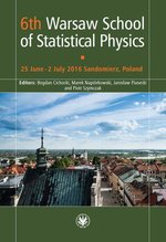 6th Warsaw School of Statistical Physics – ebook