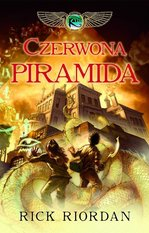 Czerwona piramida. Tom I. Kroniki rodu Kane – ebook