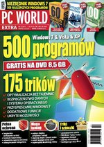 komputery, internet, technologie, informatyka: PC World Extra - 175 trików do Windows 7, XP i Visty – e-wydanie – 3/2011