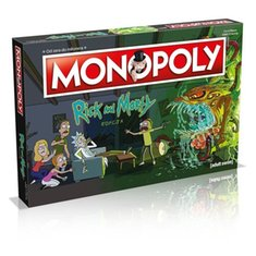 : Monopoly Rick and Morty – gra