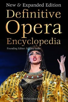 : Definitive Opera Encyclopedia – książka