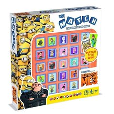 : Top Trumps Match Minionki 3 – gra
