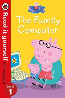 : Peppa Pig: The Family Computer – książka