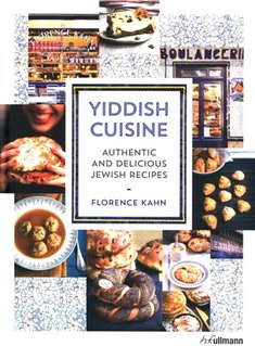 : Yiddish Cuisine: Authentic and Delicious Jewish Recipes – książka