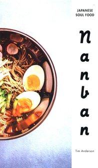 : Nanban : Japanese Soul Food: A Cookbook – książka