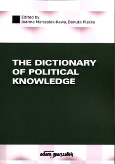 : The Dictionary of Political Knowledge – książka